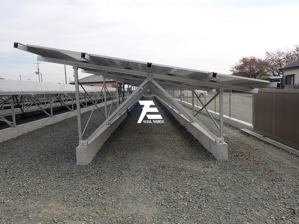huge energy solar mounting system